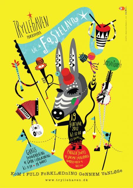 Plakaten er lavet af Steffi Degiorgio - http://www.pupillaz.com/